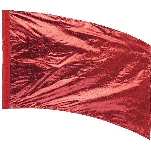 "Lava Lamé 36"" x 54"" curved rectangle"