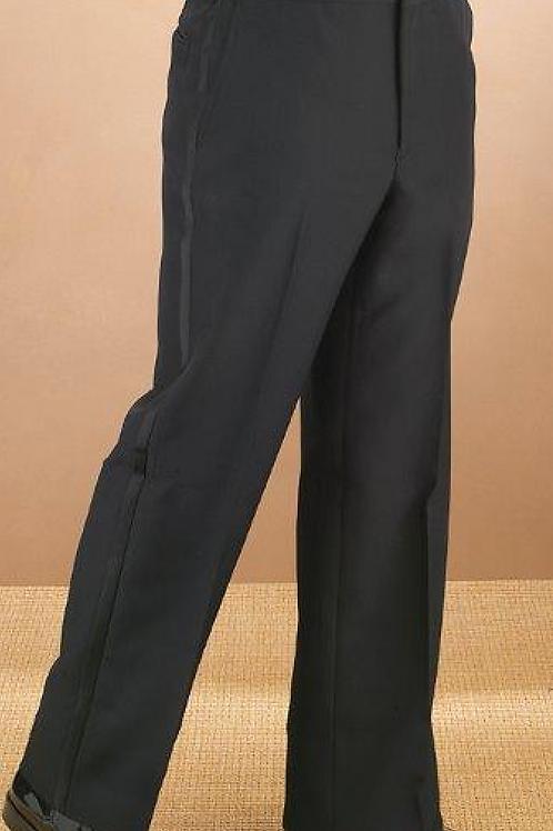 Flat Front, Adjustable Tux Pants