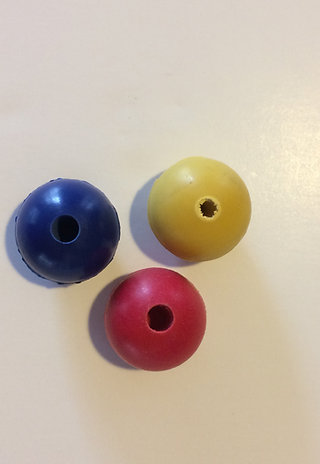 "1 1/8"" Round Rubber Mallet Core"