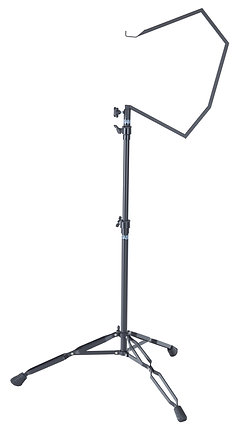Orchestral Gooseneck Stand with base