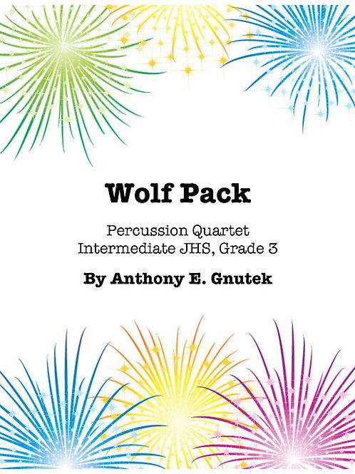 Wolf Pack - Grade 3, Quartet