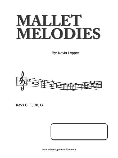 Mallet Melodies - Treble Clef