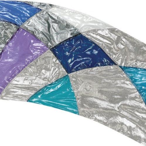 """Crystal Glass Lamé - 36"""" x 56"""""""