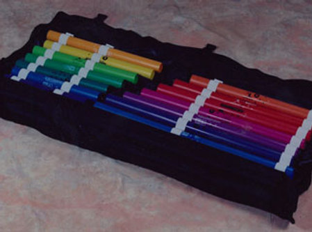 Boomwhacker Carrying Case