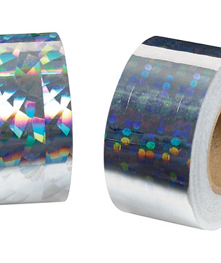 "Holographic Pattern Tape 1"" x 25'"