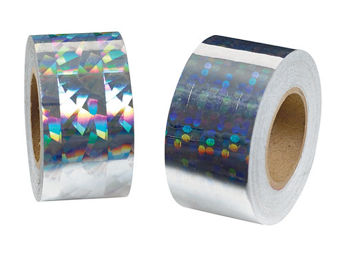 """Holographic Pattern Tape 1"""" x 25'"""