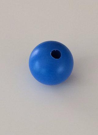"1 1/8"" Round Polyball - Blue"