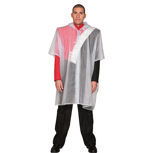 Poncho - Front Snap