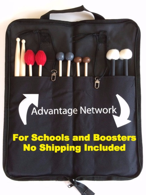 Beginner's Stick Bag