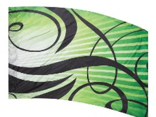 """Colorway Scribe Flag - 36"""" x 56"""""""