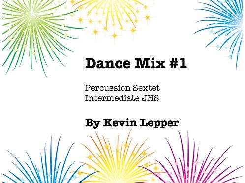Dance Mix #1 - Grade 2+, Sextet