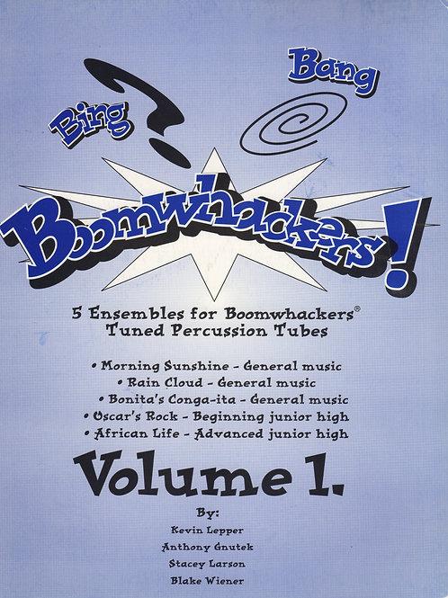 Bing, Bang, Boomwhackers Vol.1 - Grade 2