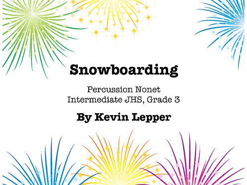 Snowboarding - Grade 3, Nonet
