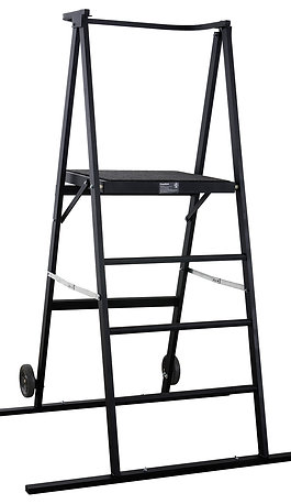 "Space Saver Podium 48"" - Black"