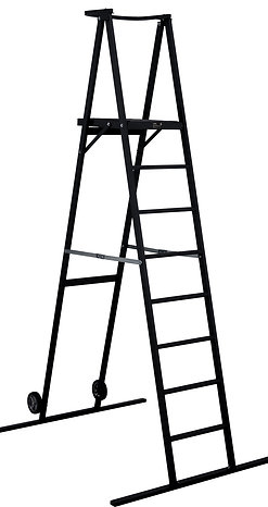 Observation Tower 8 ft - Black