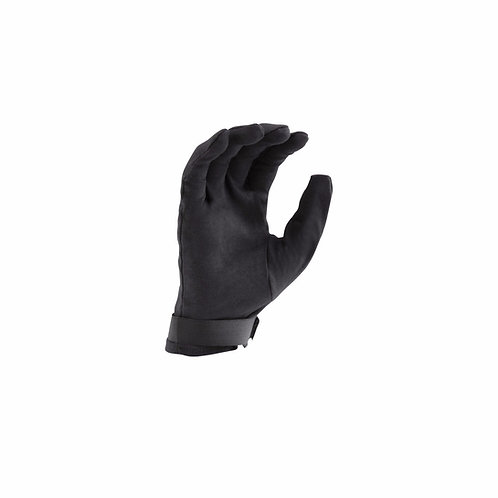 Cotton Glove - Velcro Grip (pr)