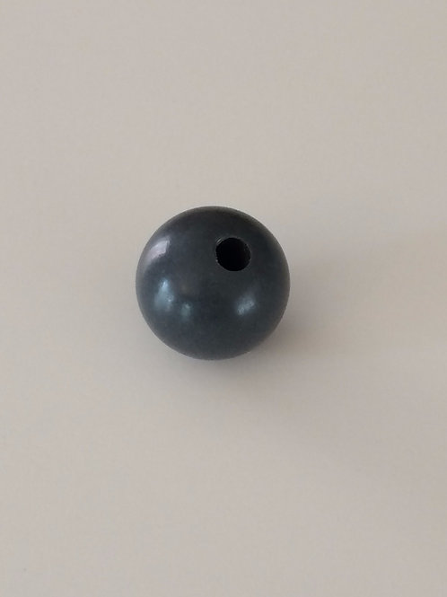"1 1/8"" Round PVC - Grey"