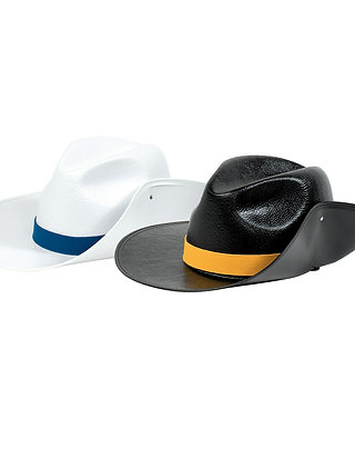 Aussie Hat with colored nylon band
