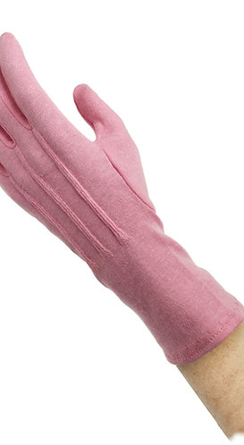 In the PINK - Long Wristed Cotton Gloves (pr)