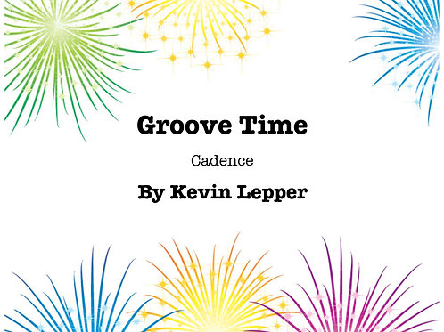 Groove Time - Cadence