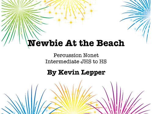 Newbie At the Beach - Grade 2+, Nonet