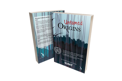 Untamed Origins book