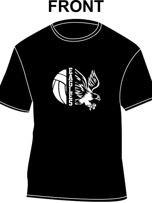 Multi-Sport Volleyball Black