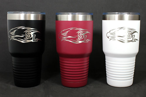 SILVER LAKE TUMBLER-Customizable