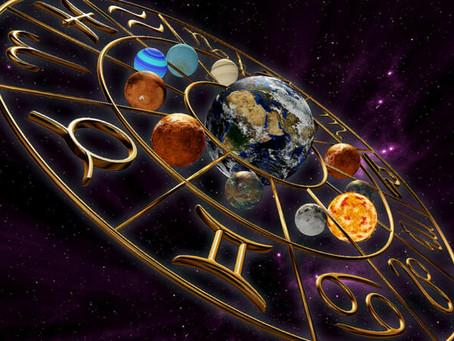 Os Planetas e os Elementos no Mapa Astral