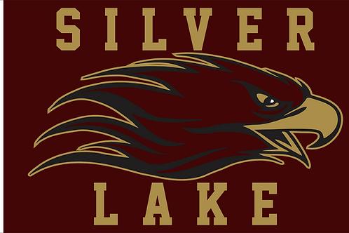 SILVER LAKE FLAG