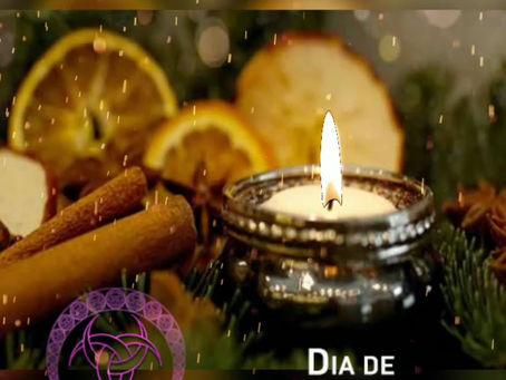 1º Dia do Mês - Dia de Soprar Canela