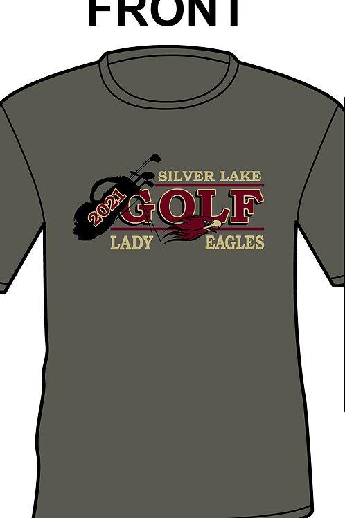 Silver Lake Lady Eagles Golf