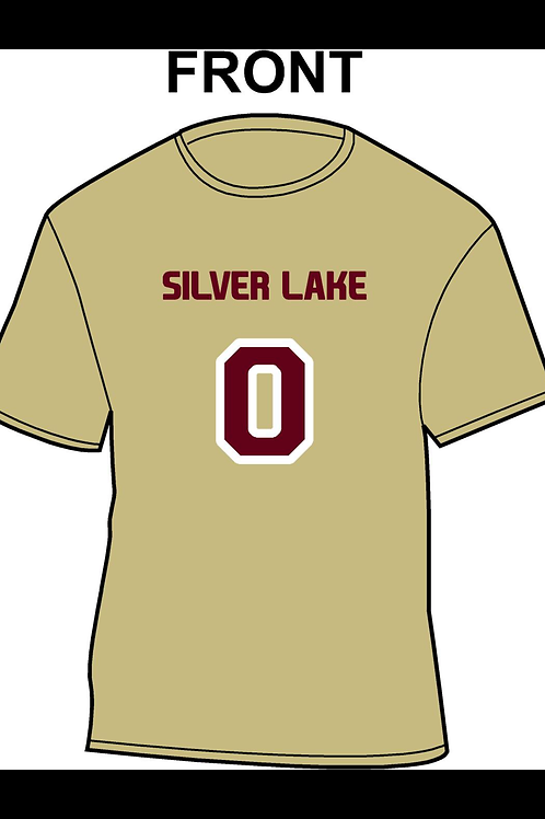 Personalized Silver Lake Football Jerseys