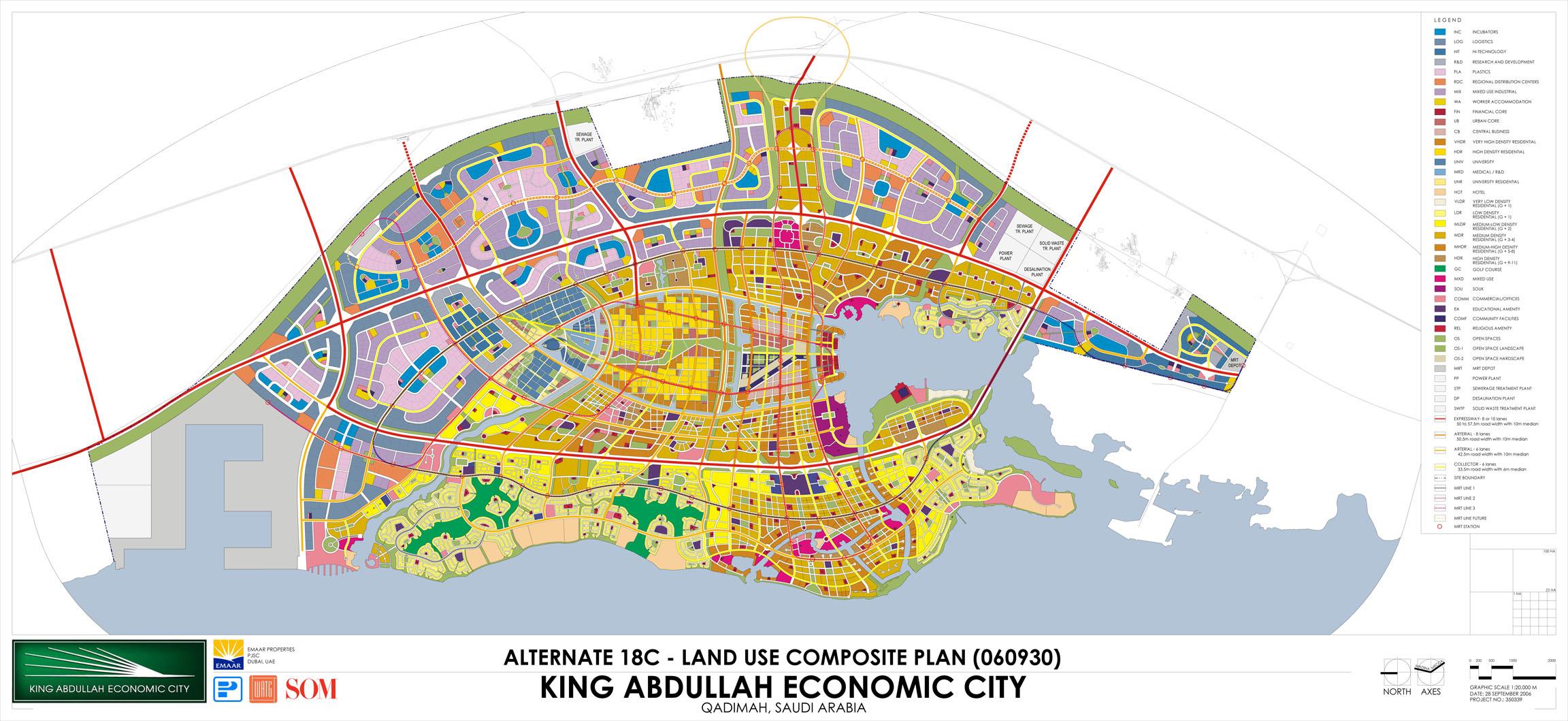 Saudi Arabia | Masterplan