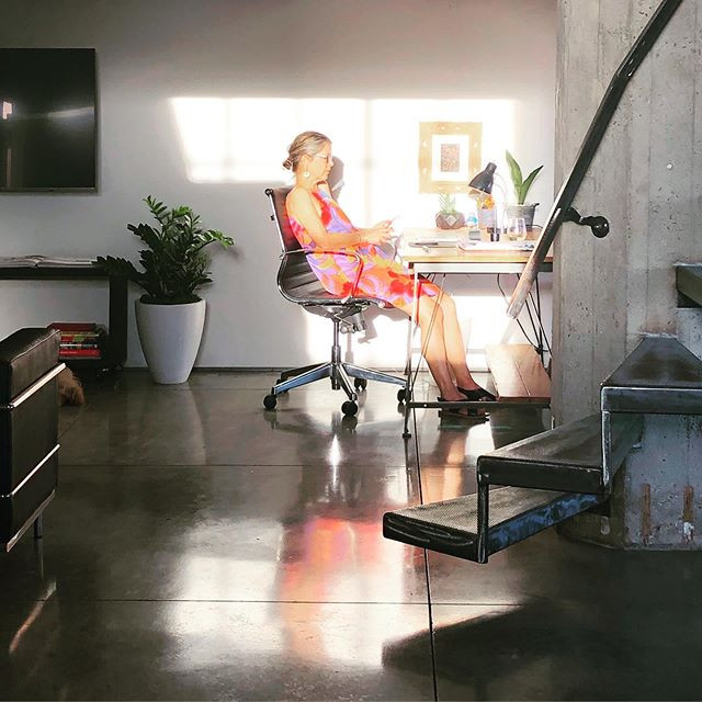 The #boss _camille.beehler_cbld #studio4