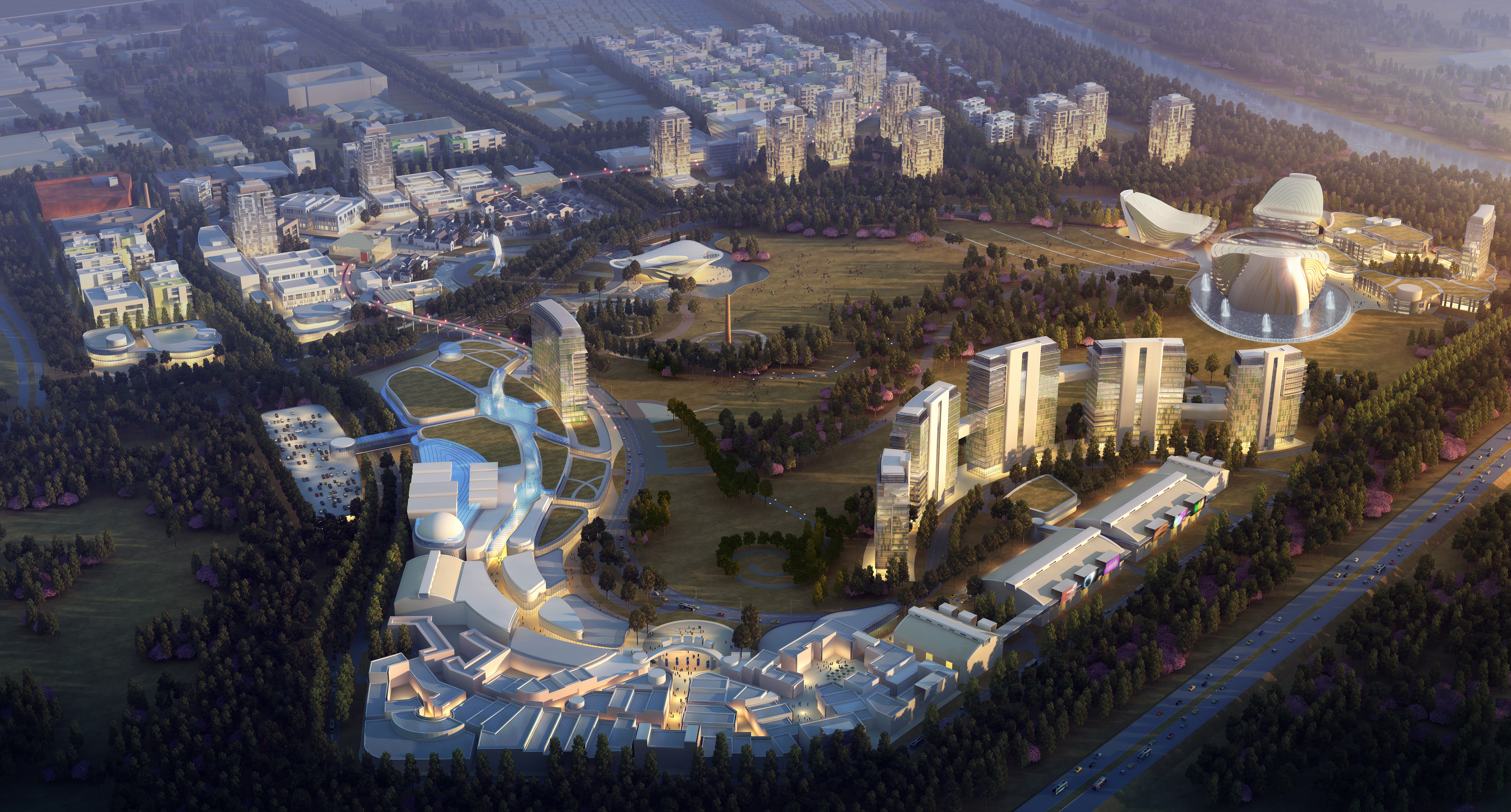 Master Plan | Beijing