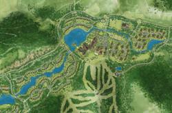 Ski Village | Masterplan