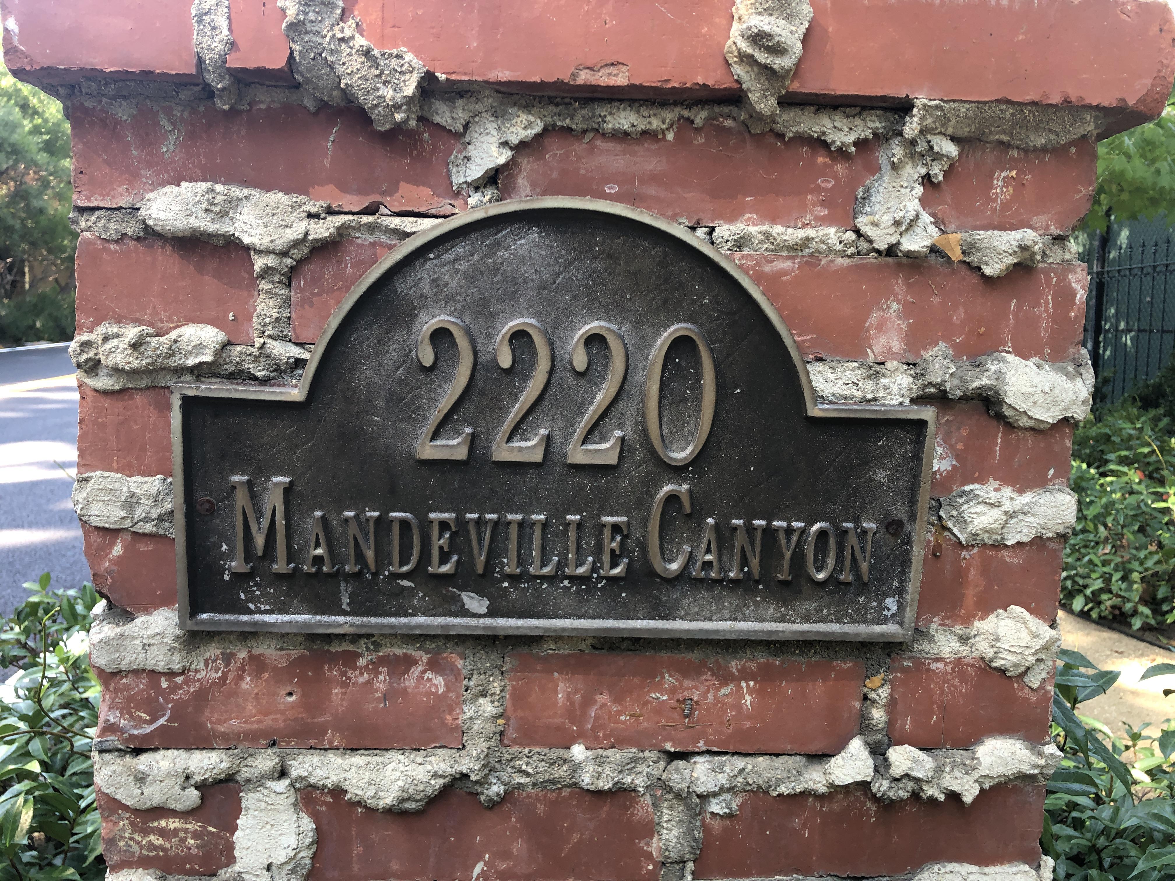 MANDEVILLE CYN RES., LA