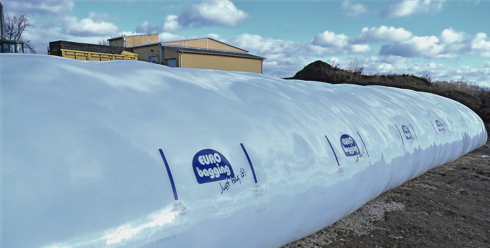Silage Bags and Grain Bags from Protexia