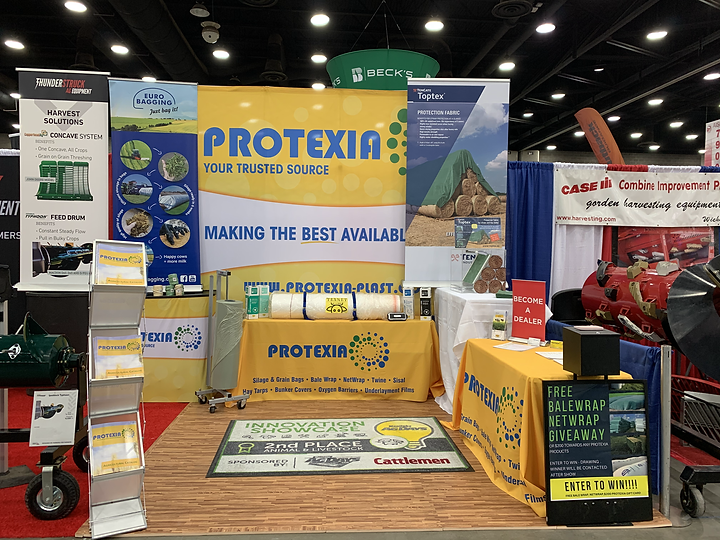 Sell supplies to farms for Protexia