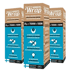 Repellent Bale Wrap Silage Stretch Film from Protexia Agrirepel