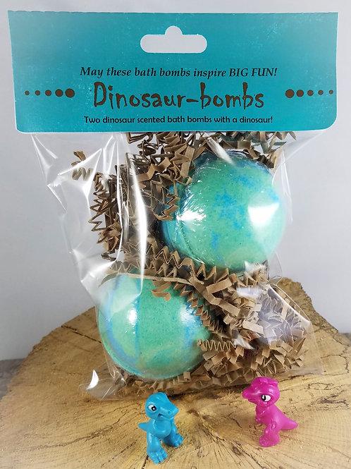 Dinosaur Bombs