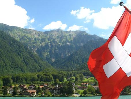 Switzerland to become Blockchain Nation