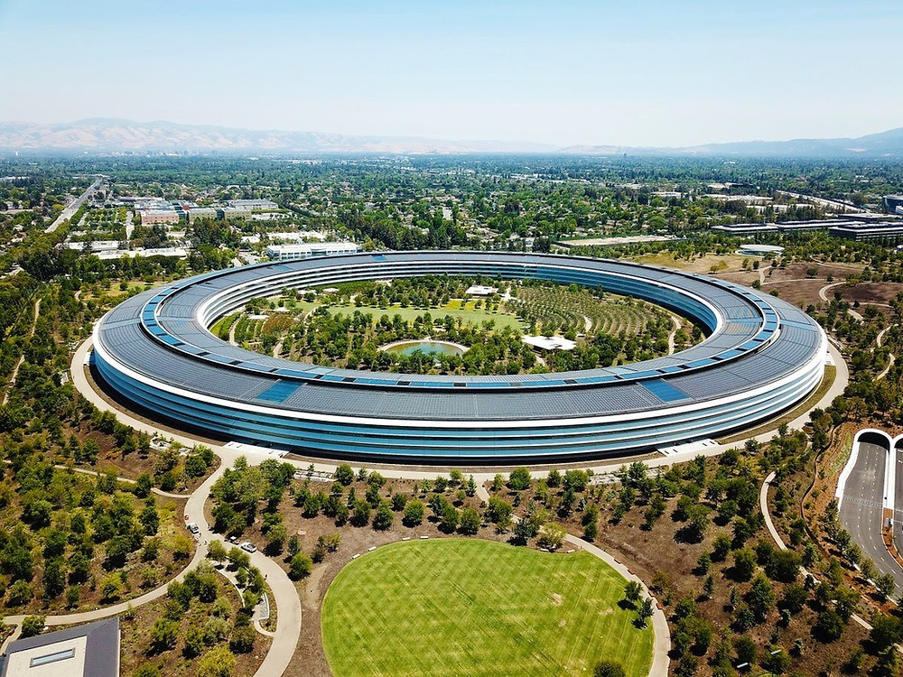 apple headquarter
