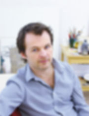 ArtistLab's handledare Peter Sköld