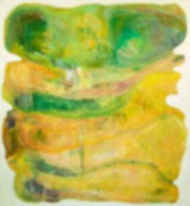 Abstrakt målning av Thomas Cederström
