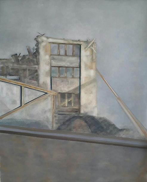 Föreställande måleri av Maria Nording