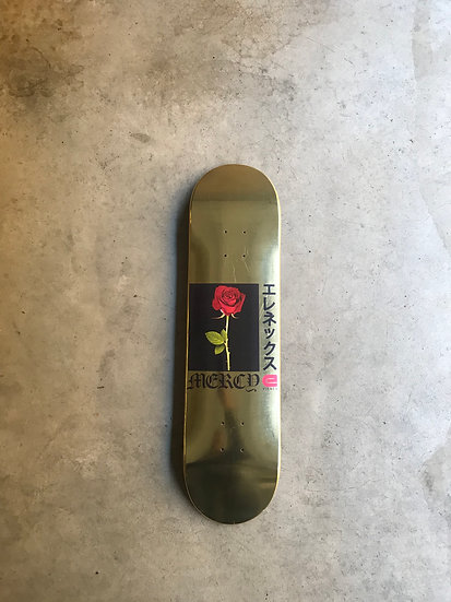 Mercy Rose gold foil deck