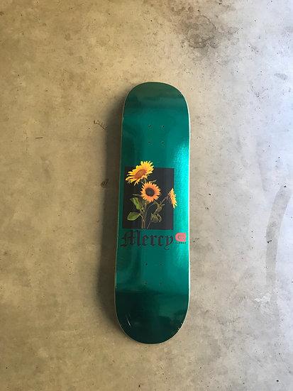 Mercy sunflower green foil deck