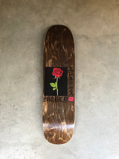Mercy rose shaped deck